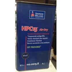 Barniz rápido HPC15 4 L.