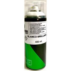 SPRAY BLANCO BRILLANTE 400 ml.